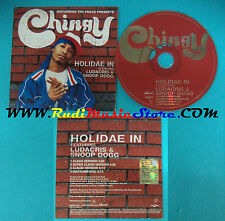 CD Singolo Chingy Ft Ludacris & Snoop Dogg Holidae In 7087617959*CARDSLEEVE(S18)