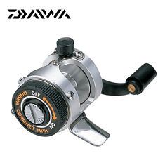Daiwa Coronet Mini Baitcasting Reel Compact Size Ice Light Fishing Right Handle