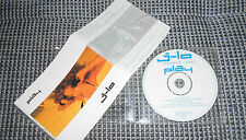 Single CD Jennifer Lopez J.LO - Play 5.Tracks 2001 Wedding Planner   96