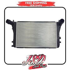 New Volkswagen Intercooler Charge Air Cooler For Beetle Golf Jetta Audi A3 2.0L