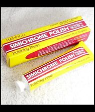 Simichrome cromo/metal pulimento metal Polish polierpaste metallpolitur Happich