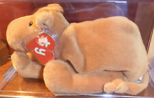 ULTRA RARE Authenticated Ty Humphrey Beanie Baby 1st generation hang tag