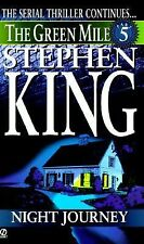 The Night Journey The Green Mile Part 5 Stephen King Paperback very good