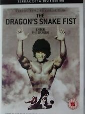 DRAGONS SNAKE FIST  NEW CLASSIC
