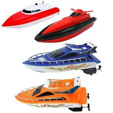 Kids Children RC Radio Remote Control High Speed Boat Ship Electric Toy Gift S2