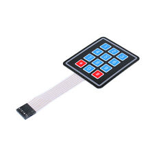 4*3 Matrix Membrane Keypad Keyboard Touch Switch Control Panel for Arduino