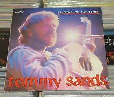 Tommy Sands, Sands Family - LP (mint-) Singing Of The Times (Irish Folk) AMIGA
