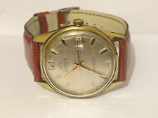 Authentic Genuine vintage Mondaine 25 Jewels Automatic mens swiss watch bargain