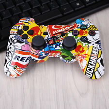 Wireless Bluetooth BT 3.0 Computer Gamepads For PS3 Playstation 3 Colorful
