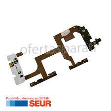 Cable Flex Membrana de Teclado, Camara Frontal y Microfono para NOKIA C7-00