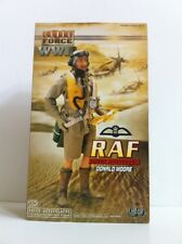 "BBI ELITE  FORCE 1:6 Pilot, WWII British RAF, Flight Lieutenant ""Donald Moore"""