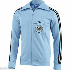 nwt~Adidas GERMANY Track Top CLASSIC World Cup sweat jersey shirt Jacket~Mens XL