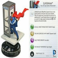 DC COMICS HEROCLIX FIGURINE 10th anniversary : Superman #021