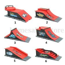 DIY Site Skate Park Ramp Parts Finger Board Skateboard Site Ultimate Sports.