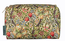Morris & Co. Golden Lily Cosmetics Bag - Heathcote & Ivory