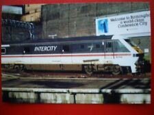 PHOTO  DVT LOCO NO 82114 IN INTERCITY LIVERY AT BIRMINGHAM