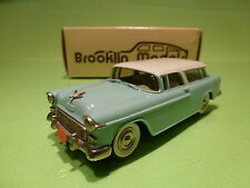 BROOKLIN MODELS BRK 26 CHEVROLET NOMAD 1955 - 1:43 - NMIB