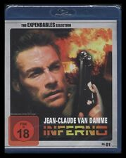 BLU-RAY INFERNO - UNCUT - THE EXPENABLES SELECTION - JEAN-CLAUDE VAN DAMME * NEU