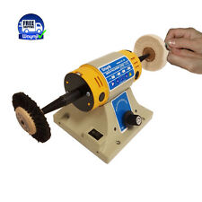 Jewelry Polishing Buffer Machine Bench Lathe Benchtop Polisher TM-2