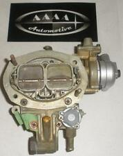 New 75 Vega Monza Reman Webber DGV Holley 2BBL Carb