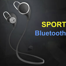 Wireless Bluetooth Headphone Stereo Sport Earphone Headset For iPhone 7 Samsung