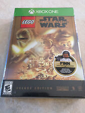 LEGO Star Wars: The Force Awakens -- Deluxe Edition (Microsoft Xbox One, 2016)