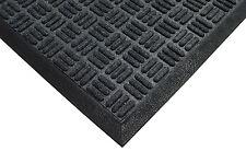 Heavy Duty Rubber Anti Fatigue Extra Thick Floor Mat Criss Cross Polypropylene