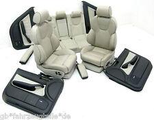 AUDI RS6 4B Avant elekt. Leder Sitze Ausstattung Silber Grau SHZ RECARO / IN364