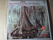 GRIEG PIANO CONCERTO /PEER GYNT - KATIN / PRITCHARD/LPO LP CFP 160
