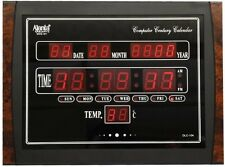 SLEEK DIGITAL WALL CLOCK OLC-104