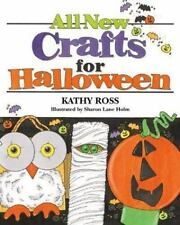 All New Crafts For Halloween (All New Holiday Crafts For Kids)-ExLibrary