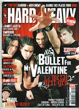 MAGAZINE HARD HEAVY n°122 # 05/2006 # BULLET FOR MY VALENTINE / MINISTRY / TOOL