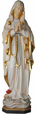 "STATUA MADONNA LOURDES cm.40 - OUR LADY OF LOURDES 15,74"" STATUE"