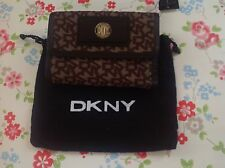 ⭐️DKNY⭐️Donna Karan Brown French Purse Bag⭐️