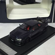 1/43 Mark43 Nissan Skyline GTR Nismo R34 Z-Tune Purple  PM4345MP