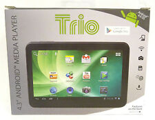 "New Trio Stealth Lite 4.3"" Android 4.0 Media Player - 4GB"