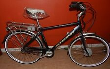 SCHWINN TRANSIT ELECTRIC MEN'S BIKE (700c)charcoal BATTERY NOT INCLUDED!