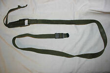 """US Military Issue Early Vietnam Era Canvas Packboard Pack Strap """"Set"""" 2 Straps"""