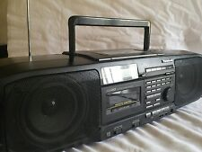 Panasonic RX-DS20 Portable CD Radio Cassette Player