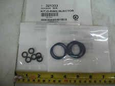 Caterpillar 3126 Injector & Sleeve O-Ring Kit PAI # 321333 Ref# 1258274, 1148718