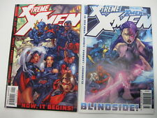 *XTREME X-MEN #1-23 XPOSE #1-2 SAVAGELAND #1-4 '01 ANNUAL 30 Books Free Shipping