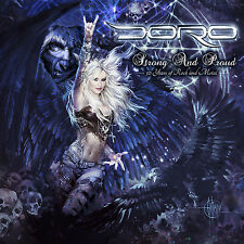 DORO Strong and Proud 3 dvd  box set