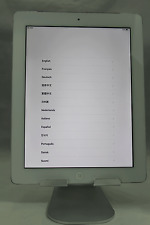 Apple iPad 3rd Gen 16GB White (AT&T T-Mobile) Used Cond - Pink Tint (SD)