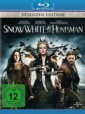 Blu-ray * SNOW WHITE & THE HUNTSMAN (EXTENDED EDITION) # NEU OVP
