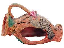 Rustic Pot Aquarium Ornament Fish Tank Decoration