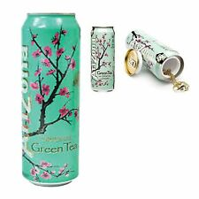 Green Tea 24oz Diversion Can Safe Secret Hidden Storage Fake Stash