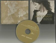 AMY GRANT Behind BONUS LIMITED w/ 2 UNRELEASED TRX PROMO CD Single 2004 USA