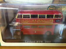 "DIE CAST BUS "" LEVLAND RTW 1957 "" SCALA 1/72 ATLAS"