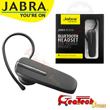 AURICOLARE BLUETOOTH JABRA BT2046 MULTIPOINT NERO CERTIFICATO HEADSET iPHONE 5s
