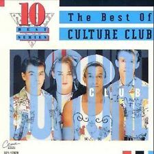 The Best of Culture Club [EMI] by Culture Club (CD, Mar-2004, Phantom Import...